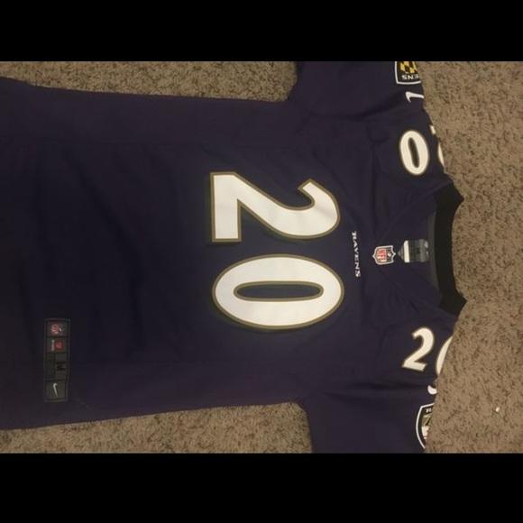 Baltimore Ravens Nike NFL Ed Reed Jersey